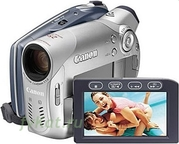 DVD видеокамера CANON DC 211