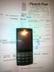 Nokia X3-02- на гарантии