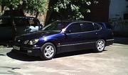 Продаю машину Lexus GS 300.