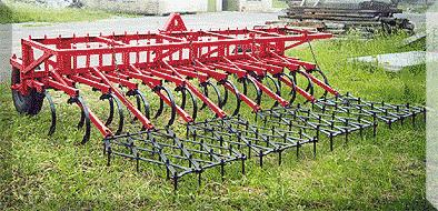 Культиватор навесной КПН для трактора МТЗ-1221: продажа.