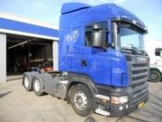Седельный тягач  Scania R124 420