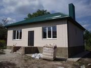 Индивидуальное Строительство кирпичного дома под заказ.