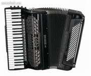 Продается аккордеон Weltmeister (S 5)