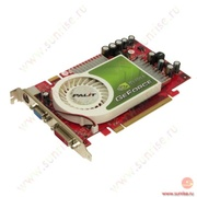 Продаю видеокарту Palit 7300gt sonic PCI-E 256 Mb ddr3