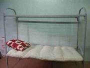 Кровати и Матрасы для строительных бригад,  гостиниц,  общежитий