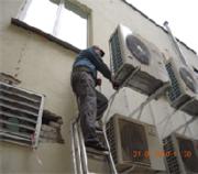 Монтаж,  обслуживание и ремонт сплит систем.