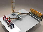 линия для производства блоков К014