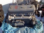Двигатель Камаз 740.10,  ЯМЗ 236-238,  турбо,  кпп,  мосты.