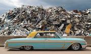 Утилизируем старые  автомобили на металлолом