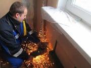 Демонтаж,  вывоз старых батарей отопления на металлолом