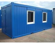 Containex / Модульные здания с отделкой / блок-контейнеры / бытовки
