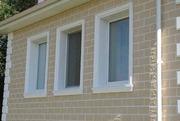 Облицовка и облицовка фасадов клинкерной плиткой