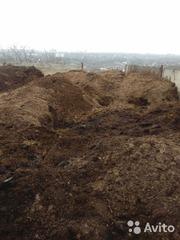 Конский навоз,  перегной в мешках Ростов 261-45-71,  удобрение земли.