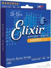 Струны Elixir (Эликсир) гитарные с бесплатной доставкой по Ростову-на-