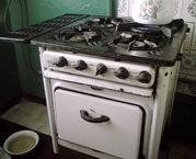 Вывезем Вашу старую  газовую плиту на металлолом