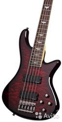 Продам бас - гитару schecter stiletto extreme 5