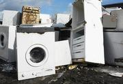Прием старой сантехники на металлолом: трубы,  ванны,  стиральные  машин