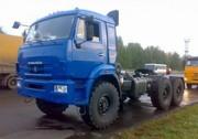 Cедельный тягач КАМАЗ 44108