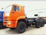 Cедельный тягач КАМАЗ 65221-020