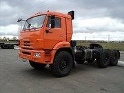 Cедельный тягач КАМАЗ 65225-0028