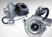 Турбина для двигателя Isuzu 4HG1-T/Bogdan Е-2 4HK1-T NQR71/75