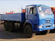Бортовой автомобиль Камаз 43118-6022-46