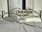 Кованая кровать б/у