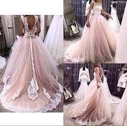 Свадебное платье для принцессы!