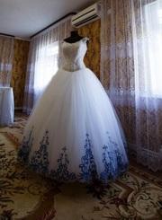Продаю свадебное платье б/y в отличном состоянии в Ростове на Дону
