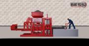 Станок по производству брусчатки