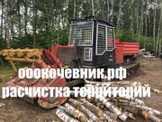 Корчевание пней,  деревьев,  лесополос,  садов