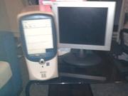 продам системный блок  вместе с монитором.